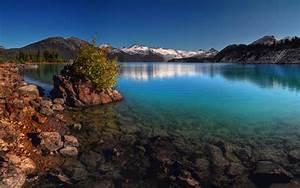 Mountain, Lake, Scenery, 3, Wallpaper, 2560x1600, Wallpapers13, Com