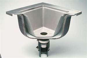 floor sink liner eliminates reconstruction retrofit With zurn floor sinks
