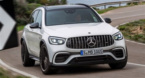 It meets the highest expectations in terms of design and exclusivity. 2020 Mercedes AMG GLC 63 Priced From £74,599 In The UK ...