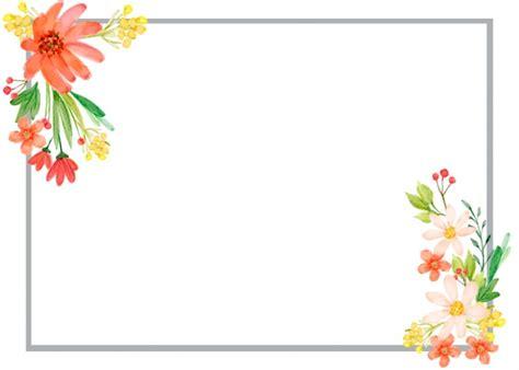 floral invitation card     stock photo public