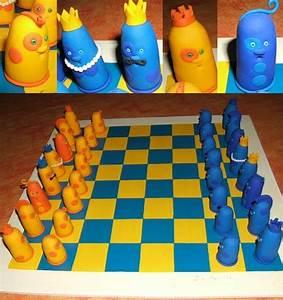 Jeu D échec Original : le monde de cl mentine un jeu d 39 chec original ~ Melissatoandfro.com Idées de Décoration