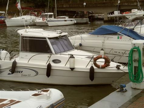 saver 22 cabin fisher saver 22 cabin fisher in m san barche da pesca