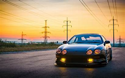 4k Stance Celica Toyota Tuning Sunset Cars