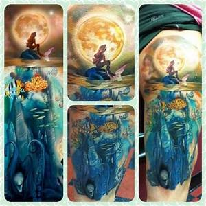 Mermaid Tattoos and Designs| Page 7