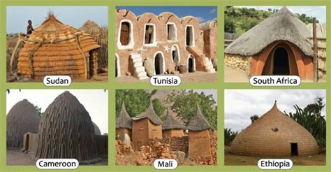 Natural Building African Vernacular Architecture