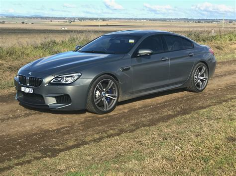 Bmw Z6 Coupe2017 Bmw M6 Gran Coupe Review Caradvice Bmw