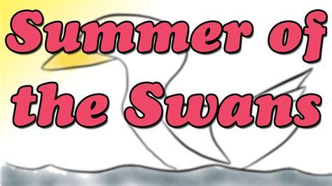 summer   swans  betsy byars book summary