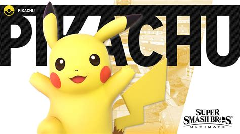 super smash bros ultimate pikachu wallpapers cat  monocle
