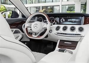 Mercedes Classe C Blanche : prix mercedes classe s cabriolet des tarifs partir de 153 900 photo 3 l 39 argus ~ Gottalentnigeria.com Avis de Voitures