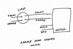 h bridge - wiring for a 4 wire AC motor - Electrical