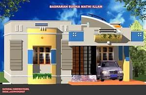 Marvelous Home Elevation Designs Contemporary - Exterior