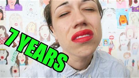 7 YEARS - Miranda Sings Music Video - YouTube
