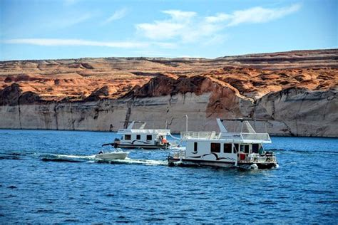 Boat Tours In Lake Powell by Lake Powell Rainbow Bridge Boat Tour Billede Af Lake
