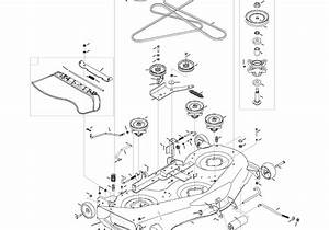 30 Cub Cadet Ltx 1050 Deck Diagram