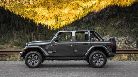 2018 Jeep Wrangler Price List