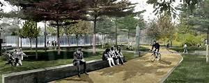 Conoce los cinco proyectos finalistas del concurso Parque Humano San Borja en Santiago