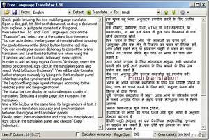 two free desktop language translator software to translate With document language translation software