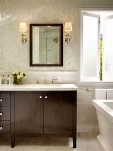 Damask, Tiles, -, Transitional, -, Bathroom