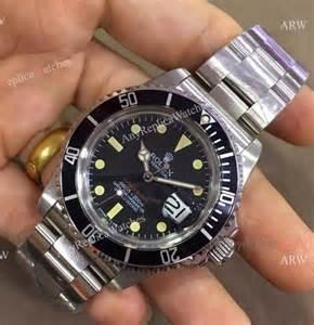 Rolex Submariner Vintage Watches