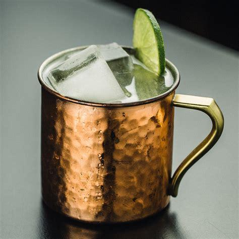 mule drink moscow mule recipe