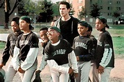 Diamond in the rough / Troubled Keanu Reeves coaches poor ...