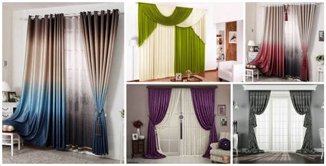 modern curtains design     wow