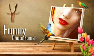 Gigo Apps: Funny Photo Frames | Photo Fun Natural | Magic Photo Effect | Funny Photo Funia