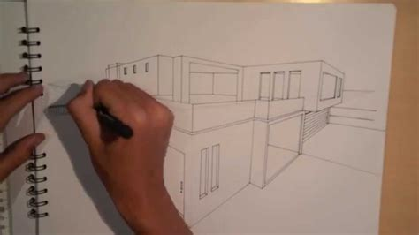 architecture design  lets draw  house   minutes