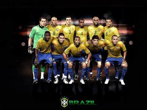 brazil soccer wallpapers wallpaper cave