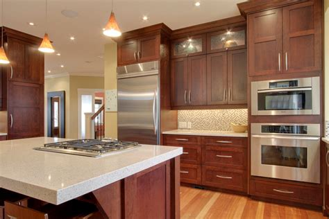 classic cherry kitchen cabinets fancy and cherry kitchen cabinets decohoms 5427