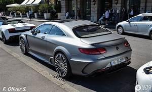 Mercedes S Coupe : mercedes benz mansory s 63 amg coup 2 january 2016 autogespot ~ Melissatoandfro.com Idées de Décoration