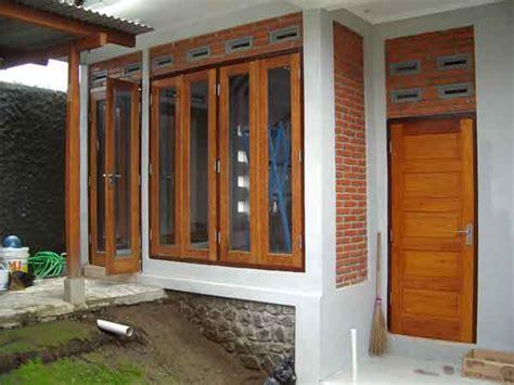 jendela rumah minimalis  berbagai ukuran