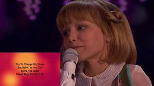 Avery Songs Grace Vanderwaal Final Performance With Lyrics Quot Clay