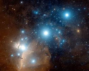 Orion Belt | ESA/Hubble