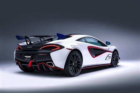 first mercedes mso x 10 mclaren 570s gt4 race cars you can also drive on