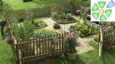 Bauerngarten Quadratisch Anlegen 💠 Wegekreuz 💠 Bepflanzen