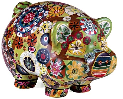 Unique Adult Piggy Banks Make Delightful Gifts For Senior