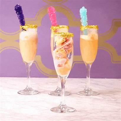 Unicorn Mimosa Birthday Happy Glitter Drinks Brunch