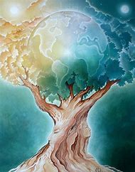 Tree of Life Art Painting