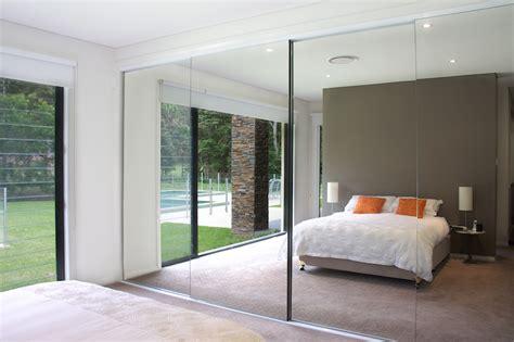 mirrored closets harbor  glass mirror