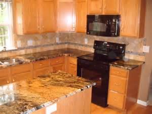 Kitchen Backsplashes with Granite Countertops