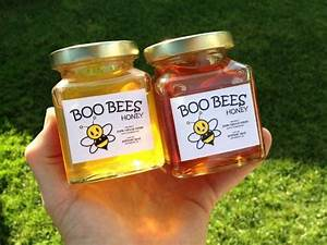 boo bees honey jar labels customer ideas onlinelabelscom With honey bee jar labels