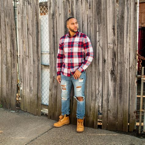 30 Beautiful Flannel Outfits For Men - For The Best Look Ever