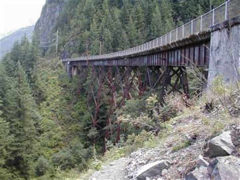 john wayne pioneer trail  mountaineers