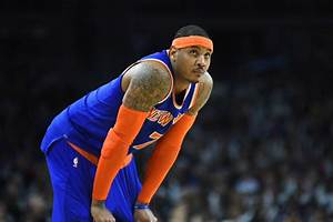 Report: Carmelo Anthony open to trade to Cleveland ...