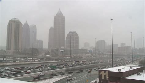 Atlanta Officials Updating Winter Storm 2017 Preparations