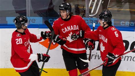 U20 PČ: Mājiniece Kanāda samet 16 ripas Vācijai - Hokejs - Sportacentrs.com
