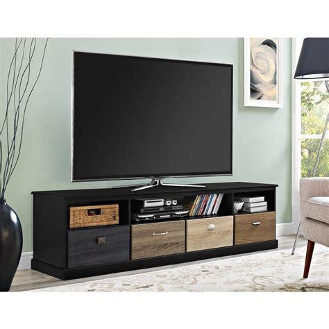 white tv stand with storage altra furniture blackburn black storage entertainment 1880