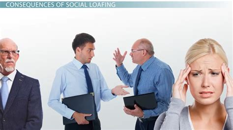 social loafing definition examples theory video