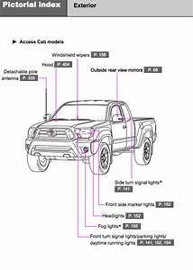 Download 2015 Toyota Tacoma Owner U2019s Manual    Zofti
